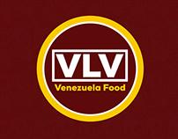 VLV Venezuela Food (Diseño de Logotipo)