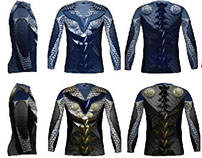Under Armour Super Heroes Collection Proposal