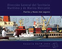 Anuario Dirección General Territorio Marítimo y MM