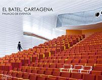 El Batel, Cartagena aplicación de ETFE en arquitectura