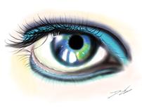 ilustração digital através do Autodesk Sketchbook