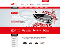 Web Design to Alriz