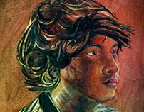 Portraits - Traditional Art