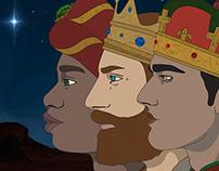 Reyes Magos | Ilustración