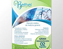 Bethel - Piezas Gráficas Publicitarias