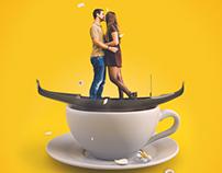 """Conceito """"Inesquecível"""" - Café Damasco"""