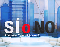Poner texto con Jose Manuel Acevedo RCN TV