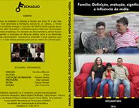 Capa de DVD - UNESP Rádio e TV 2016