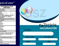 Tarjeta de Vacunación
