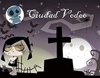 Ciudad Voodoo, tv serie