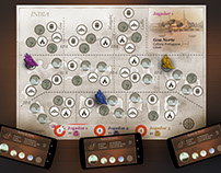 Forecastle   Um Boardgame Híbrido de Aprendizagem
