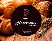 Logotipo Nostromix