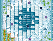 Tabuleiros - Boardgame Papercraft