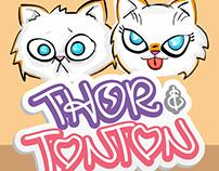 Thor & Tonton