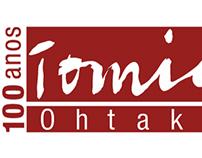 100 anos de Tomie Ohtake