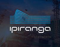 Ipiranga Construtora Logo Design
