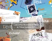 Concepto Revista de Arte y Diseño