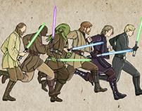 Star Wars Animation Test