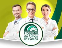 Designer Gráfico - Hospital de Olhos do Paraná