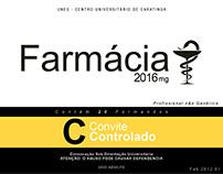 Convite Farmácia Nanuque