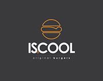 Branding & Social Media - Iscool Burgers