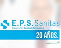 Comercial TV EPS Sanitas