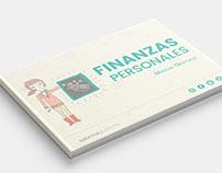 Diseño Ebook Finanzas Personales