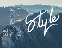 Style // Proyecto Personal