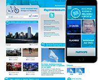 Social Media Campaign for Controlar São Paulo