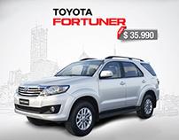 Toyota Exonerados