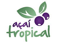 Logo Açaí Tropical