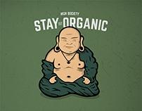 Organic Buddha - High Society