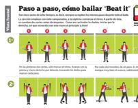 "México Baila ""Beat it"""