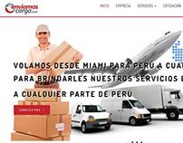 Web y Sistema de Envíos de Paquetes