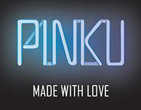 PINKU Clothes - Logo y etiquetas