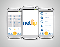 Site e aplicativo Net1ip