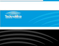 Identidad Corporativa y Papelería TecknoMina