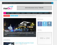 muvOn_! - Customization Wordpress site
