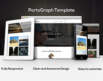 PortoGraph Muse Template