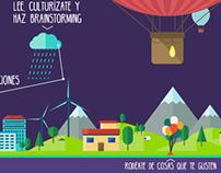 Infografía: La gente creativa