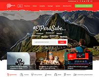 Web Design Marca Perú