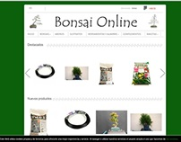 Bonsai Online - Tienda Online