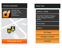 APP Tipo Uber
