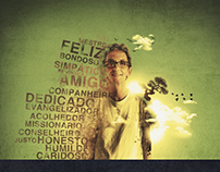 Manipulação de Imagens, Homenagem ao Padre Rômulo