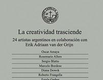 """""""La creatividad..."""" Muestra UCA"""