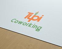 Logotipo Tupi Coworking