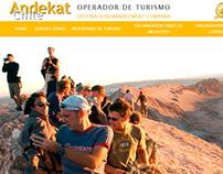 Andekat Chile - Operador de Turismo