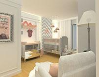Projetos   Quarto de Bebê