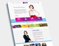 Website Wordpress - Helena Ferrari