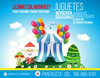 Flyer Solidario